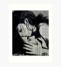 soul kiss Art Print