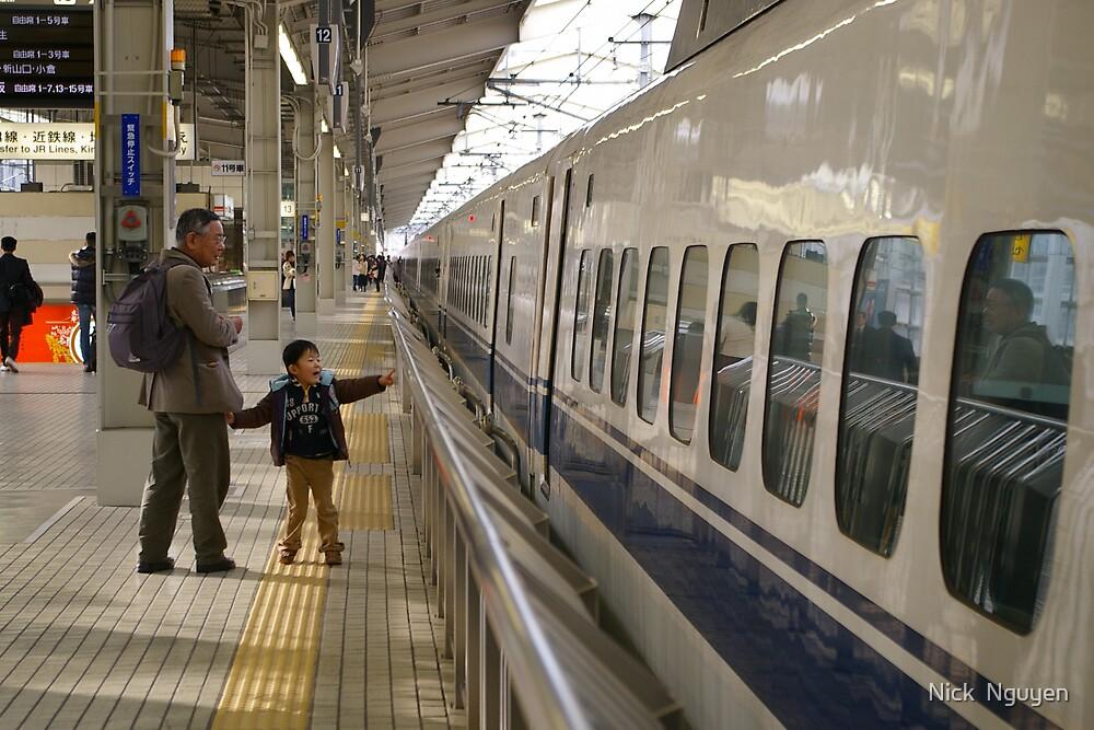 Kyoto - A child's Inspiration by Nick  Nguyen