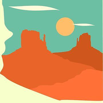 Arizona by claycerny