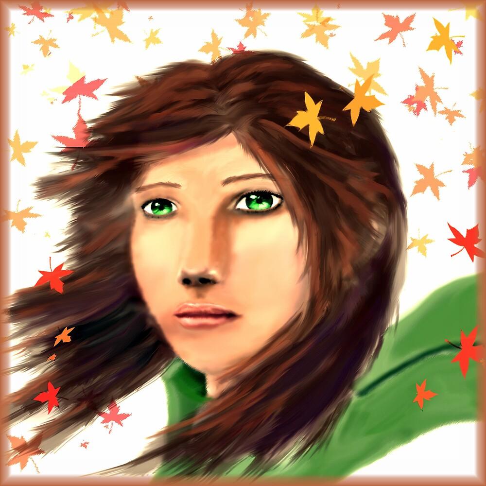 Autumn Wind by whatzitoya