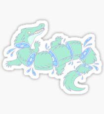 Gator Guts Sticker