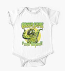 Green Slime From Beyond! One Piece - Short Sleeve