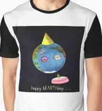 happy bEARTHday Graphic T-Shirt