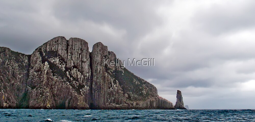 Cape Hauy, Tasmania by Kelly McGill