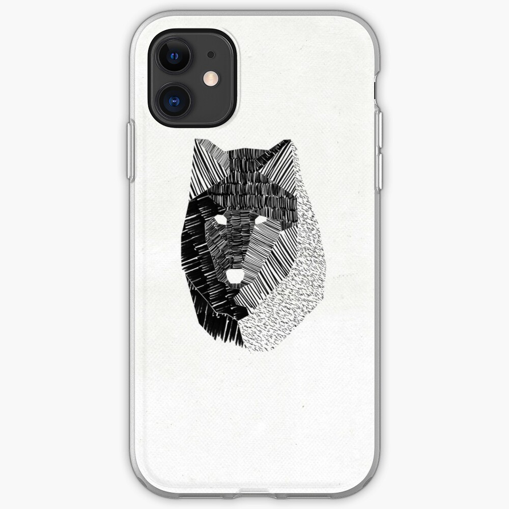 Wolf Mask iPhone Case & Cover