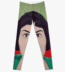 Amelie illustration Legging