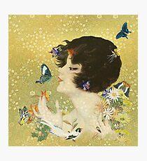 Clive Art Deco Springtime Euphoria Photographic Print
