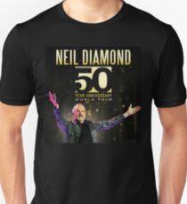 date 2017 unisex diamond neil roro Unisex T-Shirt