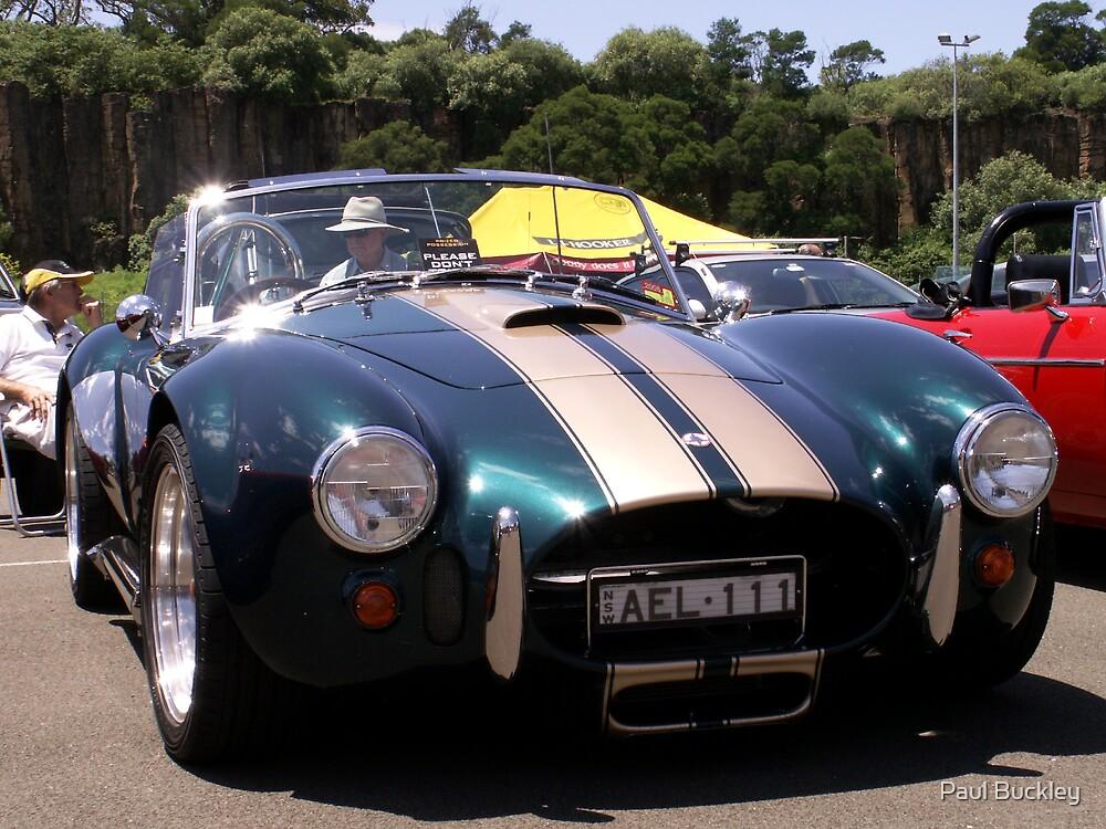 Shelby Cobra by Paul Buckley