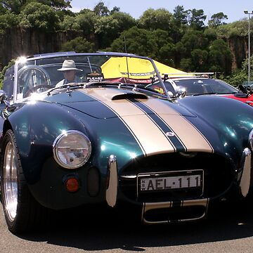 Shelby Cobra by bucko67