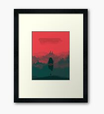 The Daily Life Framed Print