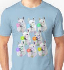 Llama Slumber Party Unisex T-Shirt