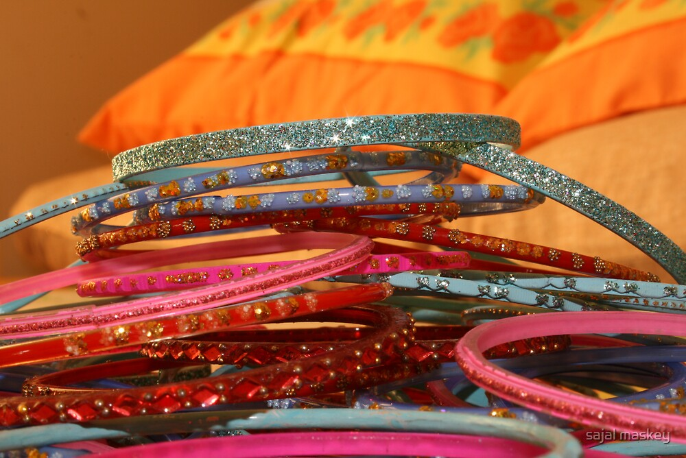 Bangles by sajal maskey