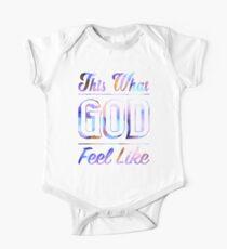 Kendrick Lamar- This What God Feel Like- Purplish Kids Clothes