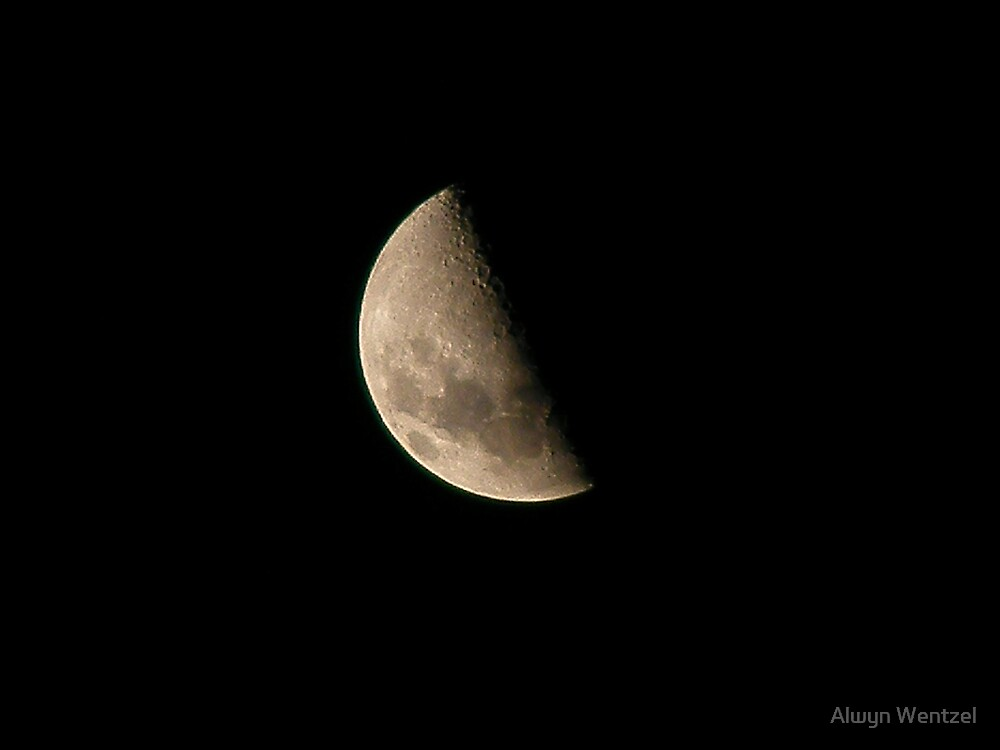 Moons Shadow by Alwyn Wentzel