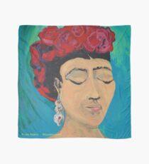 Frida Kahlo  @lizablackart Scarf