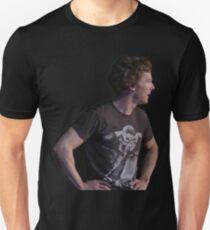 Benedict Cumberbatch- Shakespeare's Hamlet David Bowie Unisex T-Shirt