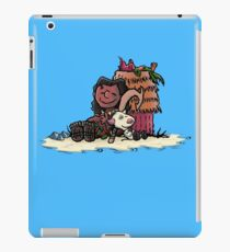 Maui Brown & Friends iPad Case/Skin