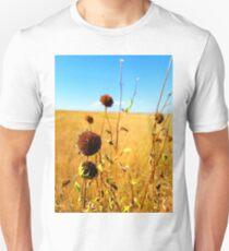 Flower in the Badlands Unisex T-Shirt