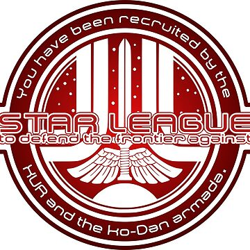 The Last Starfighter Inspired Star League design. by PeperIndustries