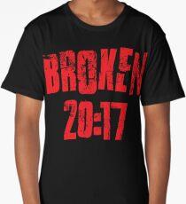 Matt - Broken 2017 Long T-Shirt