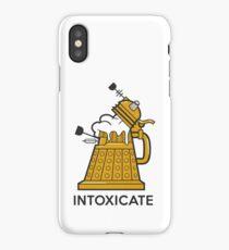 Dalek Intoxicate iPhone Case/Skin