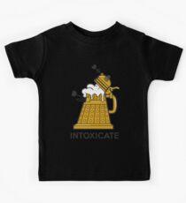 Dalek Intoxicate Kids Tee