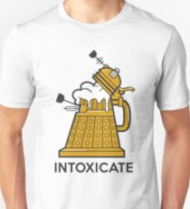 Dalek Intoxicate Unisex T-Shirt