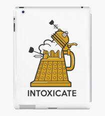 Dalek Intoxicate iPad Case/Skin