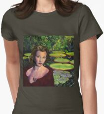 Jungle Mystery Womens Fitted T-Shirt