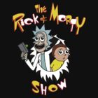 The Rick and Morty show by gorillamask