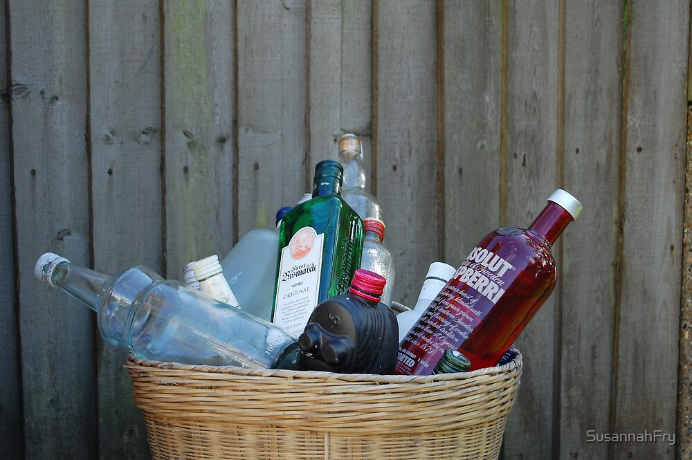 Booze Basket by SusannahFry