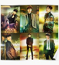 VIXX (Live Fantasia Vers.) Poster