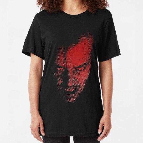 JACK'S BACK Slim Fit T-Shirt