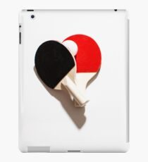 Ping pong go iPad Case/Skin