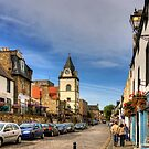 West along the High Street by Tom Gomez