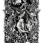 Angel Of Death by zentees