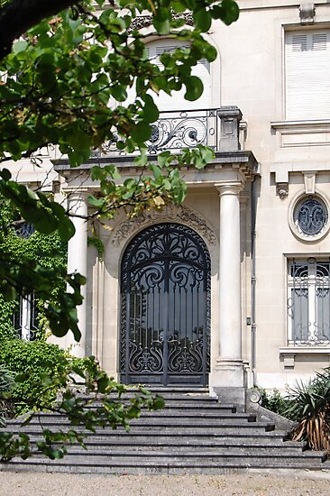 Elegant French Facade by SusannahFry