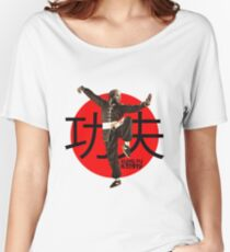 Kung Fu Kenny (Kendrick Lamar) Women's Relaxed Fit T-Shirt