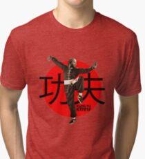 Kung Fu Kenny (Kendrick Lamar) Tri-blend T-Shirt
