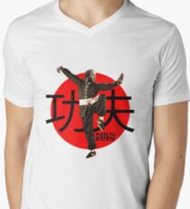 Kung Fu Kenny (Kendrick Lamar) Men's V-Neck T-Shirt