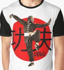 Kung Fu Kenny (Kendrick Lamar) Grafik T-Shirt