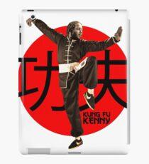 Kung Fu Kenny (Kendrick Lamar) iPad-Hülle & Klebefolie