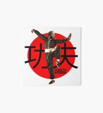 Kung Fu Kenny (Kendrick Lamar) Art Board