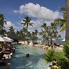 Paradise in Fiji by Froggie