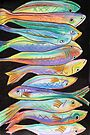 Perfect Pastels - Fish by Georgie Sharp