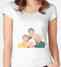 Golden Girls Fitted Scoop T-Shirt