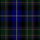 National Wedding Tartan  by Detnecs2013