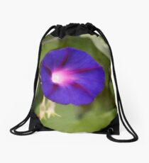 what's the story, morning glory? Drawstring Bag