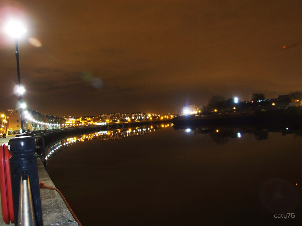 City River Reflections by caty76